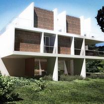 vivienda, casa unifamiliar, arquitectura