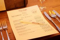 Bewertungsbogen für Whiskytasting