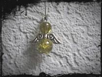 3x Art. 15 olivgrüngelb - klein
