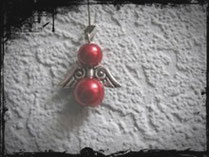 3x Art. 11 rot matt - klein