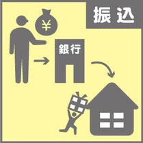 オーダーメイド横断幕.COM-戸谷染料商店-横断幕・応援幕・幕-お支払い方法(振込)