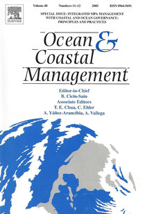 Editor, Special Issue of MPAs and Ocean Governance, OCM Journal, 2005