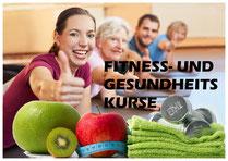 Fitness- und Gesundheitskurse