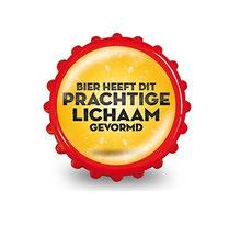 Magneetflesopener € 1,95 Bier heeft dit ...