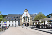 Hauptbahnhof Marburg