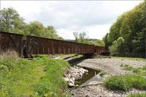 Eisenbahnbrücke bei Sarnau