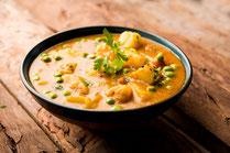 IN FORM, Rezepte, gesund, Steckrüben, Curry