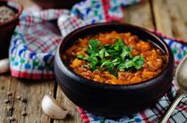 IN FORM, Rezepte, gesund, Bohnen, Gemüse, Eintopf, Gemüseeintopf, Gesunde Ernährung, Gesunde Rezepte, vegetarisch, vegetarische Rezepte, vegetarisches Essen, vegetarischer Eintopf, Hülsenfrüchte