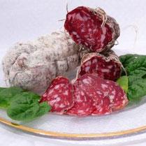 Salami bresciano Narcinuss BIO (39.50€/kg) AGOTADO