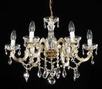 Kronleuchter Glaskristall