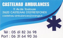 Ambulances Castelnau