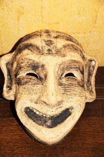 Masque de Carthage, D.Petit