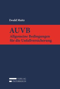 Kommentar Buch AUVB
