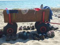 Strandausflug nach Siggen