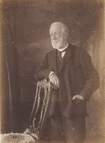 Comte (Ferdinand-François) de Meeûs