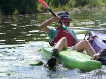 canoë kayak équipement rafting