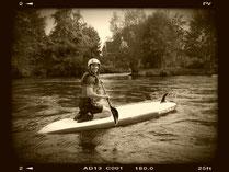 SUP base eaux vives Picquigny