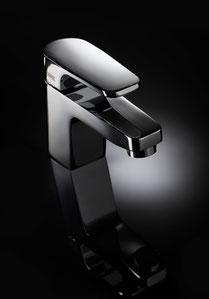 Serie Komet Modern Design Armaturen Bad Wellness  Style - Griferías Maier