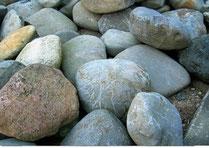 自然石(川石)