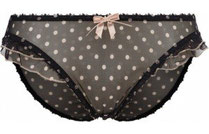 Freya Patsy brief black