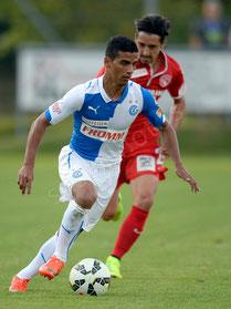 Abdul Gabar Al Abbadie (GCZ) gegen Nelson Ferreira (Thun)