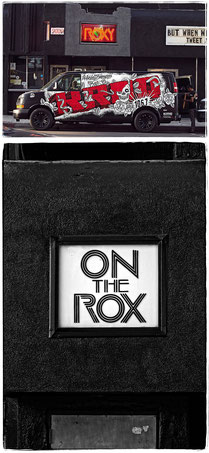 """Auch im Roxy Theatre direkt neben dem Rainbow spielte schon alles was Rang und Namen hatte und hat. Frank Zappa setzte dem dem Club mit seinem Album """"Roxy & Elsewhere"""" ein Denkmal."""
