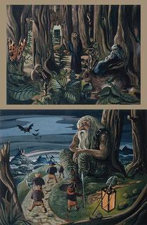 Medardus erste Märchen