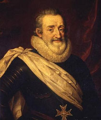 Henri IV. von Frankreich (Quelle: Wikipedia)