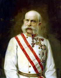 Kaiser Franz Joseph I. von Österreich (Quelle: Wikipedia)