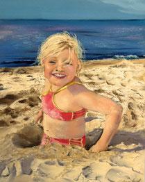 """Way to Australia"",Pastell 24x30cm, (c)D.Saul 2014"
