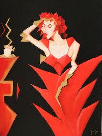 Popkubismus, Frauenbild, Kunst, kritische Kunst