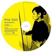 初作品「Alma-Grafe Special Sampler」を1/18にリリース!