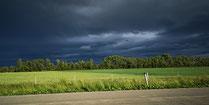 Gewitter Wolken, Gewitter, Wetter Fotografie,