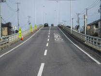 跨線橋開通