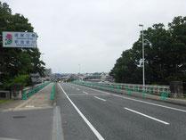 須賀川橋完了
