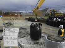 福島学園除去土壌等3
