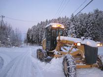 市道除雪1