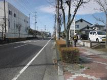 H30.04.05道路美化作業1