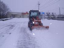 民間除雪3