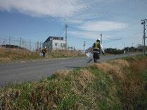 H30.04.05道路美化作業2