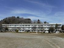 長沼小学校校舎耐震1