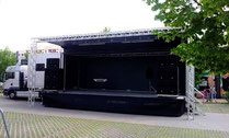 Showtruck und Promotiontruck