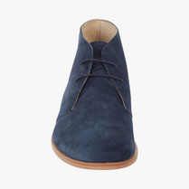 DESERT BOOT coloris Navy/nubuck