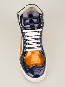 JAMES2 coloris Navy/Metallic