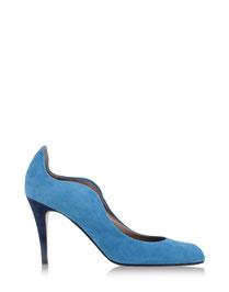 SCARLA coloris Turquoise/Marine Velvet