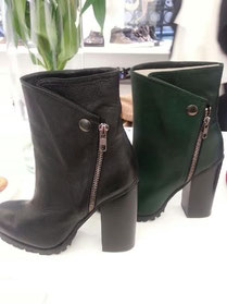 MARGOT BOOTS Marble Green