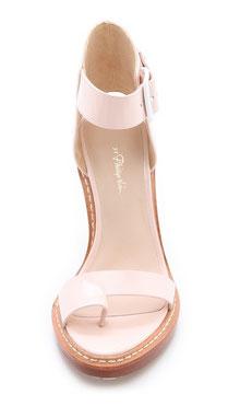 ISABELA High Heel Sandal coloris Powder