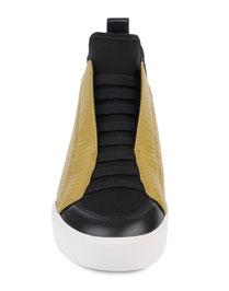 MORGAN High Top Sneaker coloris Avocado