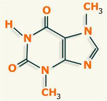 Formula Teobromina