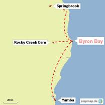 Bild: Byron Bay und Umgebung